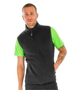 Result Genuine Recycled Polarthermic Fleece Bodywarmer
