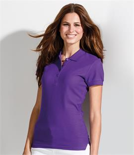 SOLS Ladies People Pique Polo Shirt