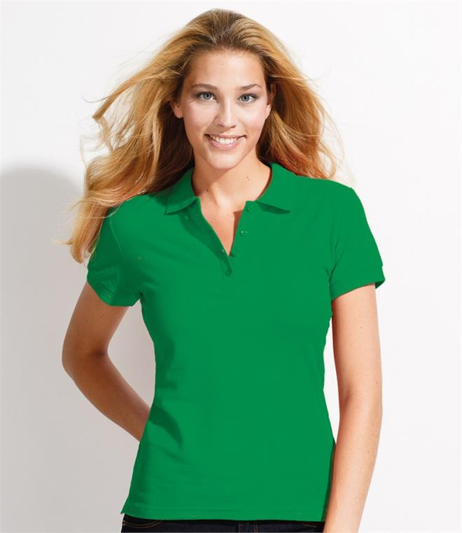 SOLS Ladies Passion Pique Polo Shirt