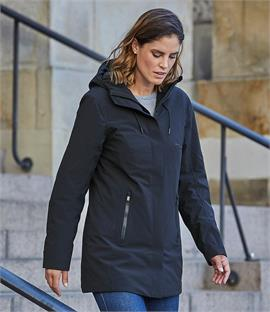 Tee Jays Ladies All Weather Parka Jacket