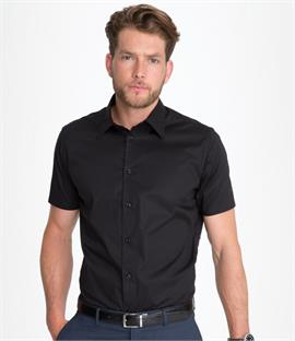 SOLS Broadway Short Sleeve Fitted Shirt