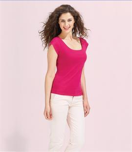 SOLS Ladies Melrose T-Shirt