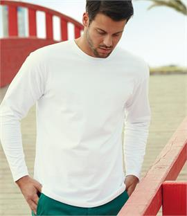 Fruit of the Loom Long Sleeve Super Premium T-Shirt