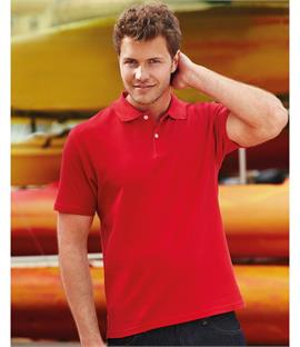 Fruit of the Loom Screen Stars Original Pique Polo Shirt