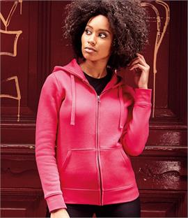 Russell Ladies Authentic Zip Hoodie