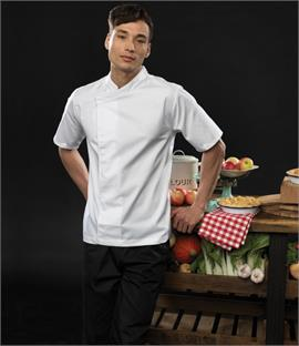 Premier Short Sleeve Chef's Tunic