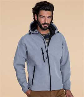 SOLS Replay Hooded Soft Shell Jacket