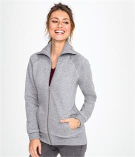SOLS Ladies Soda Sweat Jacket