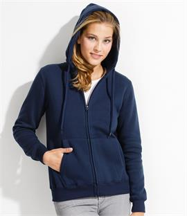 SOLS Ladies Seven Hooded Jacket