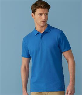 Gildan SoftStyle Double Pique Polo Shirt
