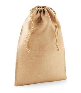 Westford Mill Jute Stuff Bag