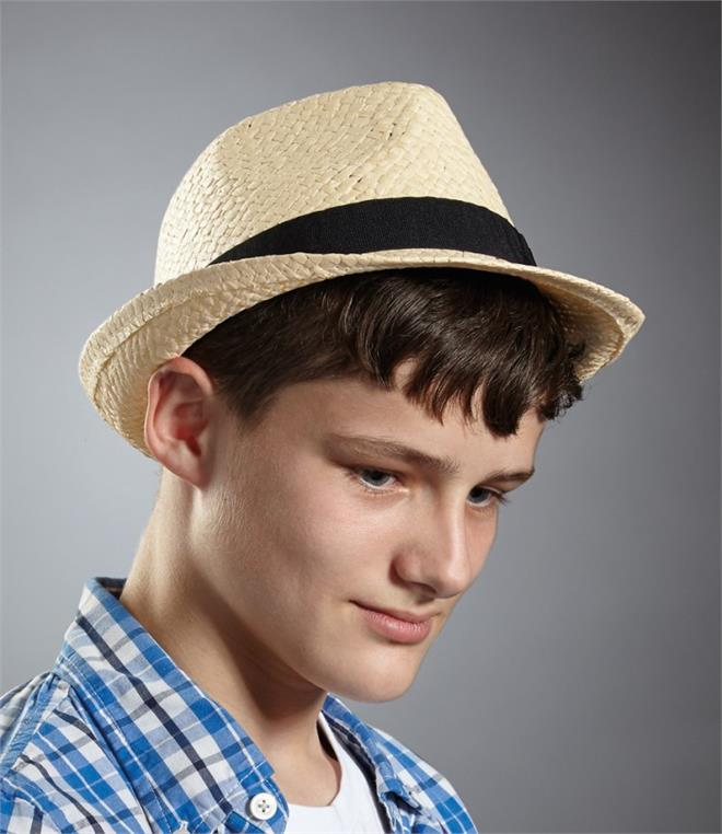 DISCONTINUED - Beechfield Junior Festival Trilby
