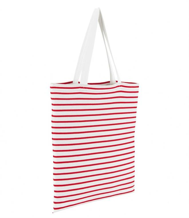 SOLS Luna Striped Shopper