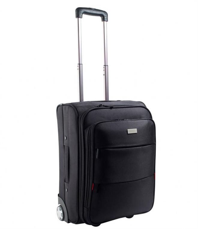 DISCONTINUED SOLS Airport Trolley Suitcase