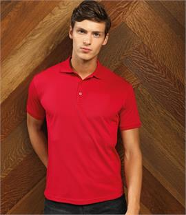 Premier Coolchecker® Plus Piqué Polo Shirt
