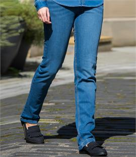 So Denim Ladies Katy Straight Jeans