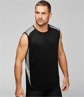 Proact Contrast Performance Tank Top