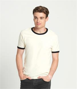 Next Level Unisex Cotton Ringer T-Shirt