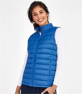 SOLS Ladies Wilson Lightweight Padded Bodywarmer