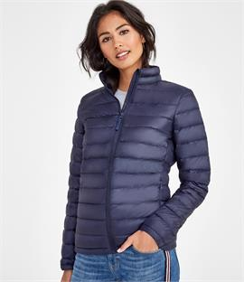 SOLS Ladies Wilson Lightweight Padded Jacket