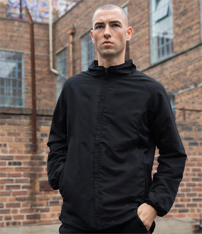Tombo Zip Training Top
