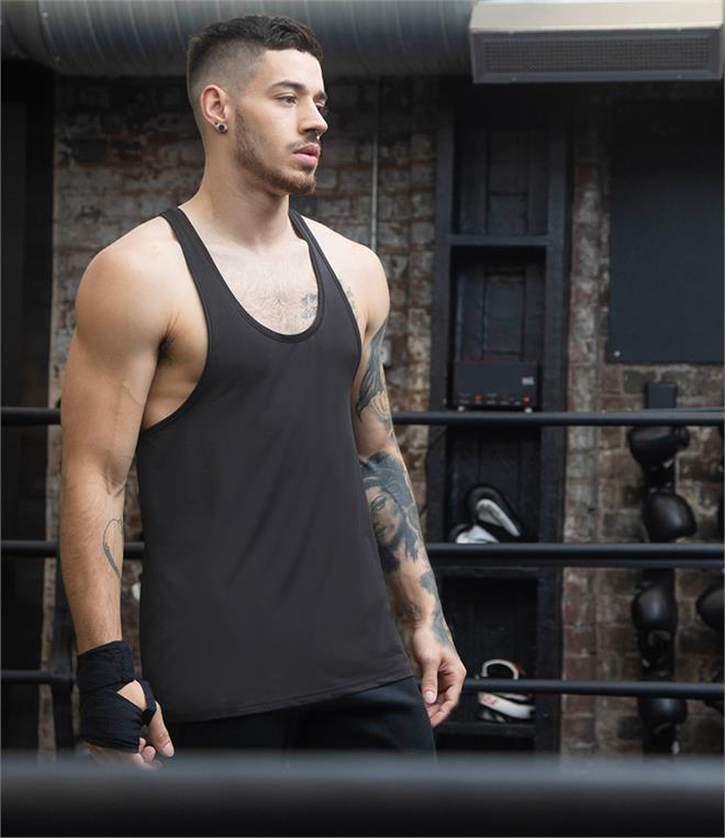 Tombo Muscle Vest