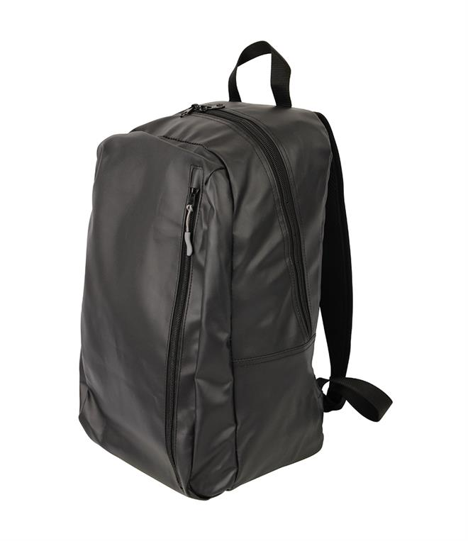 Tombo Leather-Look Backpack