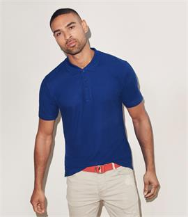 9ba33322fa Fruit of the Loom Iconic Piqué Polo Shirt
