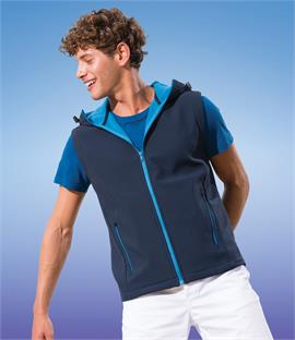 Regatta Standout Arley Hooded Soft Shell Bodywarmer