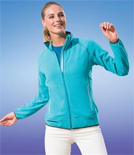 Regatta Standout Ladies Ashmore Contrast Fleece Jacket