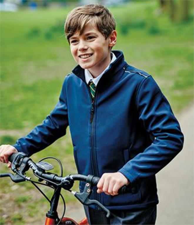 Regatta Kids Classmate Soft Shell Jacket
