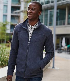 Regatta Parkline Mini Stripe Micro Fleece Jacket