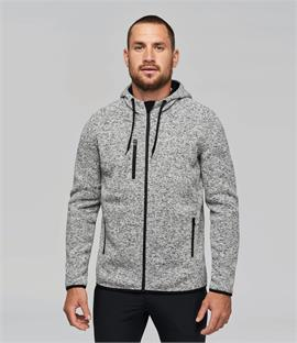 Proact Heather Hooded Jacket