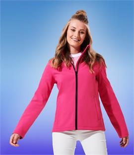 Regatta Standout Ladies Ablaze Printable Soft Shell Jacket