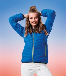 Regatta Standout Ladies Acadia II Down-Touch Padded Jacket