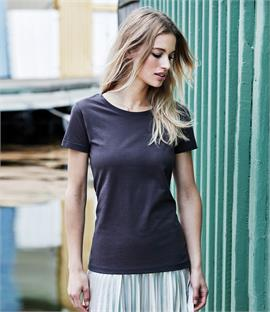 Tee Jays Ladies Luxury Cotton T-Shirt
