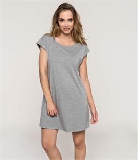 Kariban Ladies T-Shirt Dress