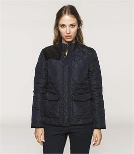 Kariban Ladies Quilted Jacket