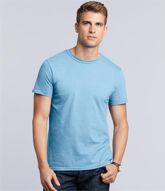 d784e26c65757d Gildan Softstyle Ringspun T-Shirts - Fire Label