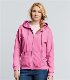 Gildan Heavy Blend Ladies Zip Hoodie