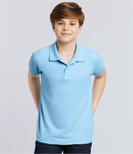 CLEARANCE - Gildan Kids DryBlend Double Pique Polo Shirt