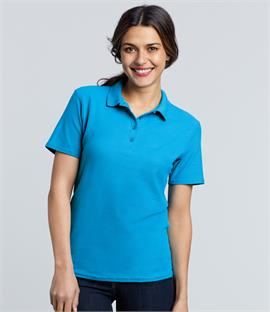 Gildan Ladies SoftStyle Double Pique Polo Shirt