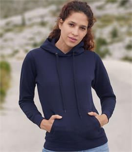 Fruit of the Loom Lady Fit Hoodie