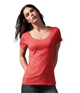7f709f877 Wholesale Women's Scoop Neck T-Shirts - Fire Label