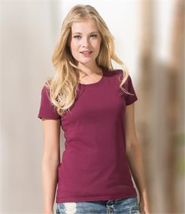 Fruit of the Loom Ladies Ringspun Premium T-Shirt