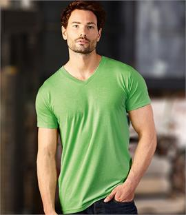Russell V Neck HD T-Shirt