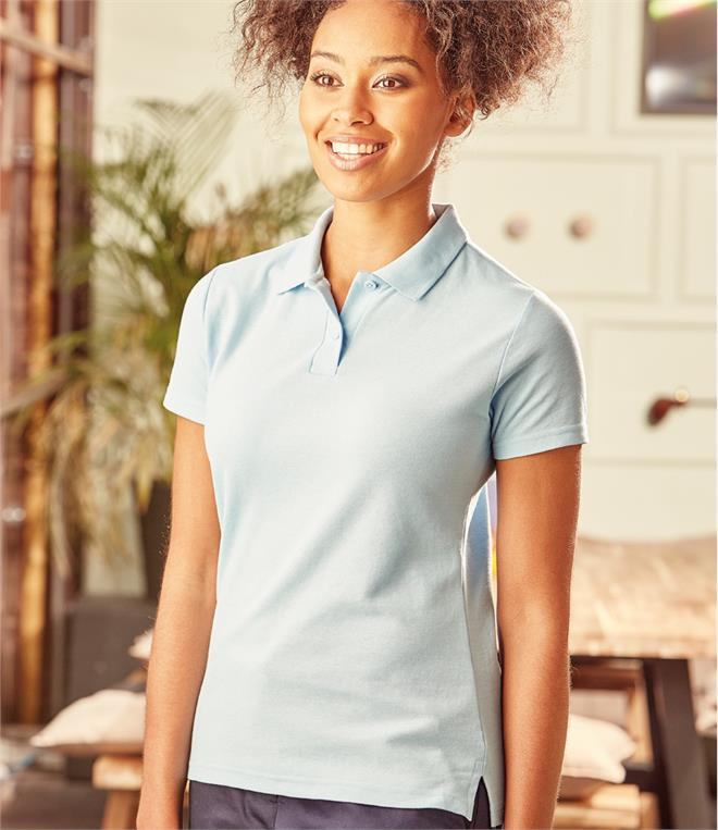 Russell Ladies Pique Polo Shirt