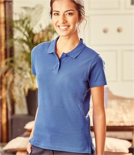Russell Ladies Ultimate Pique Polo Shirt