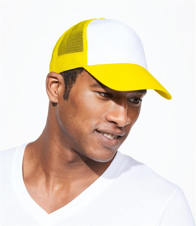 DISCONTINUED SOLS Bull Mesh Promotional Cap