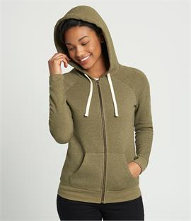 Next Level Ladies PCH Zip Hoodie